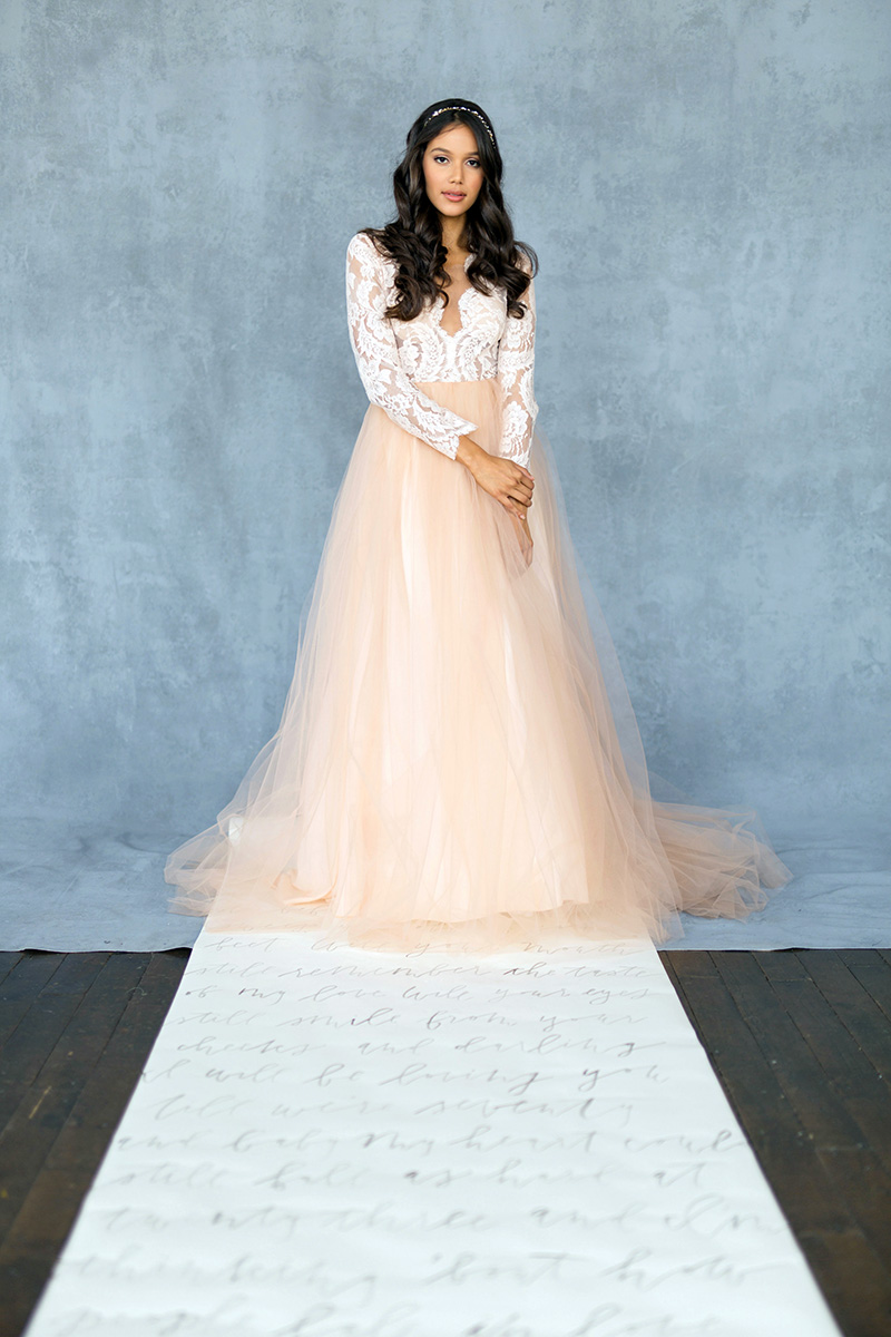 Tulle and Lace - The Celebration Society
