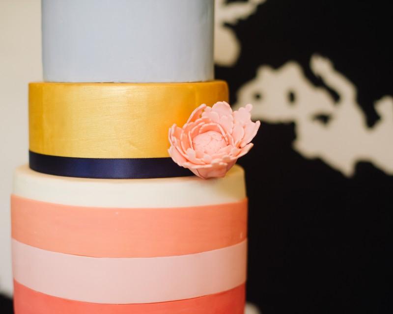 Pristine cake