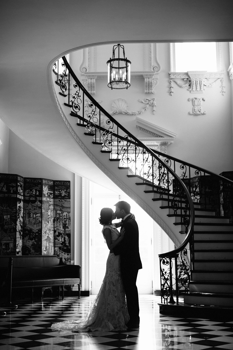 Sophisticated Wedding At The Atlanta History Center The
