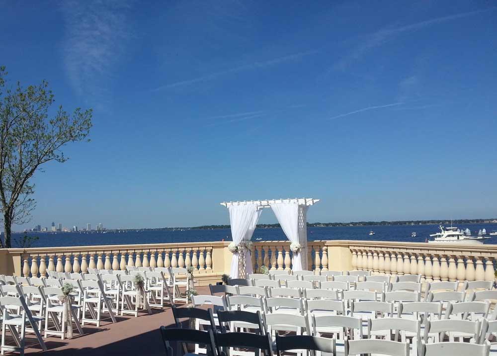 The Florida Yacht Club Wedding Venue In Jacksonville Fl