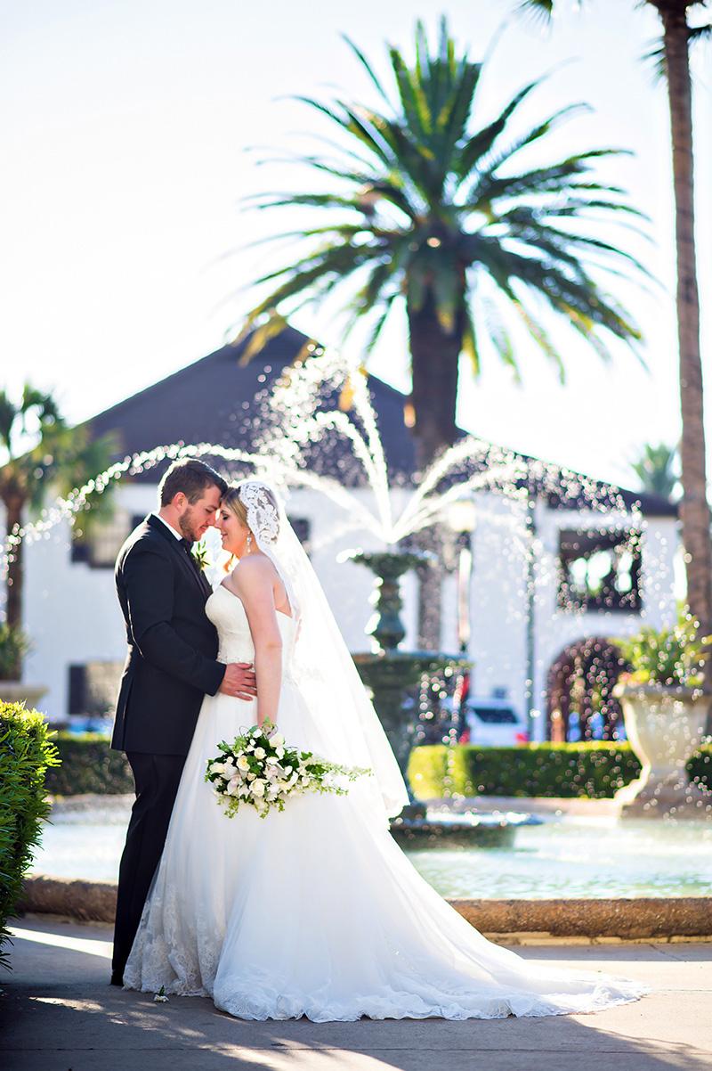 Timeless Wedding in St. Augustine