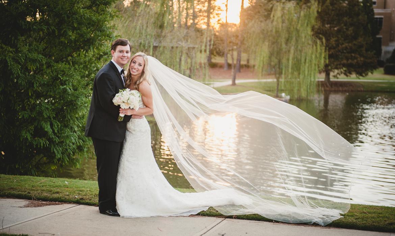 Sweet Southern Wedding at TPC Sugarloaf