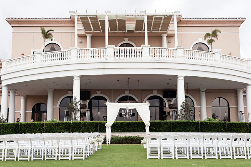 Black Tie Wedding At The Lakewood Ranch Golf Amp Country
