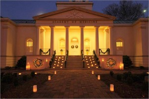 historic academy of medicine wedding venue in atlanta ga