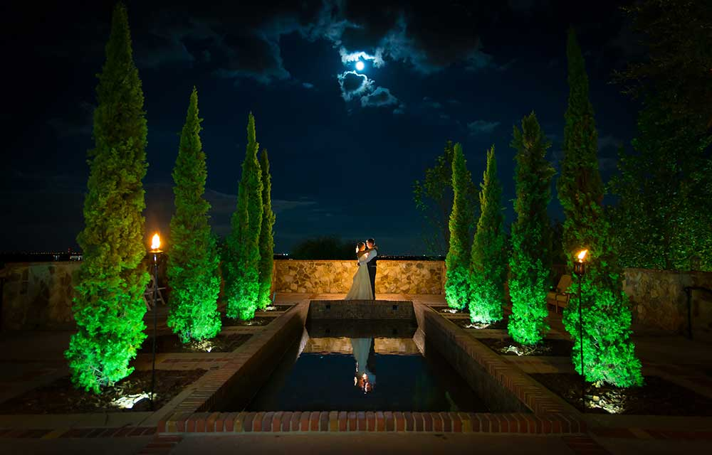 Upscale University of Florida Inspired Wedding at Bella Collina in Orlando, Florida