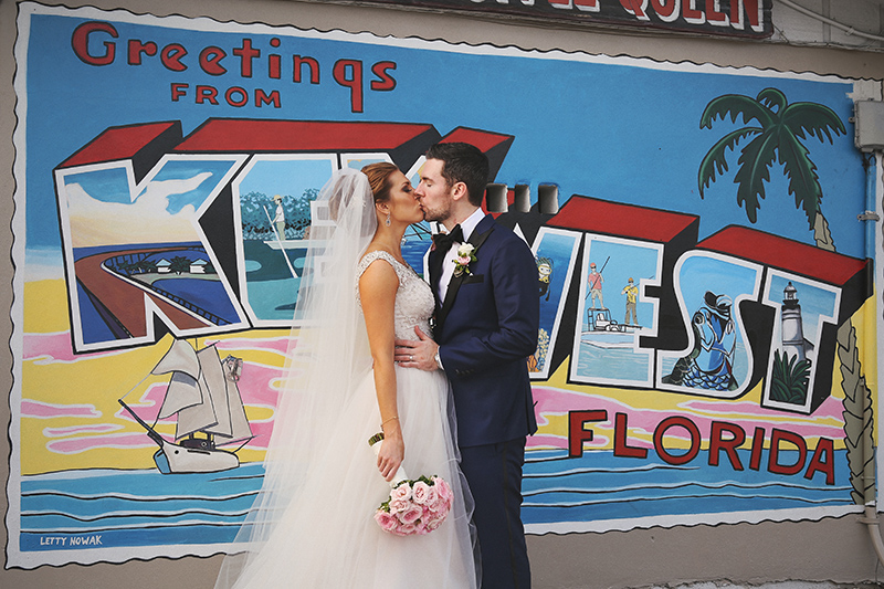 A Destination Wedding At Casa Marina Resort In Key West Florida