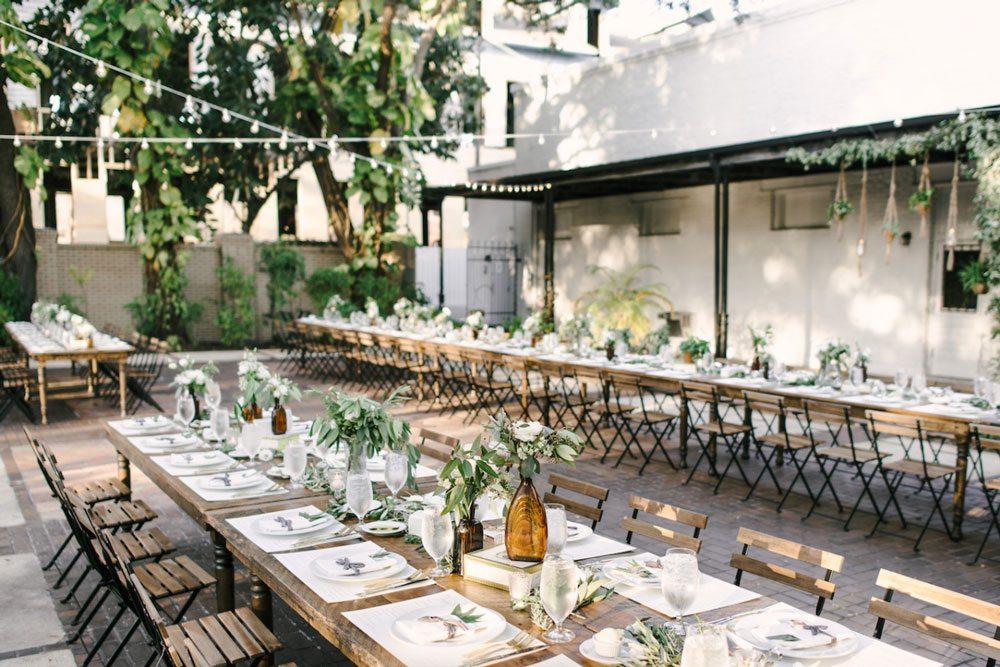 Outdoor Wedding Reception Ideas Ashton Events Florida The