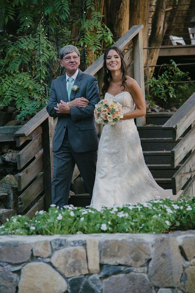 Rebeccas Traditional Wedding Ceremony Processional