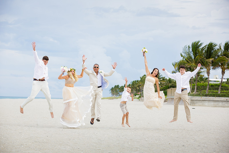 f33f6c5d14 Beachfront Vow Renewal at Carmine's Ocean Grill in Palm Beach Gardens, FL
