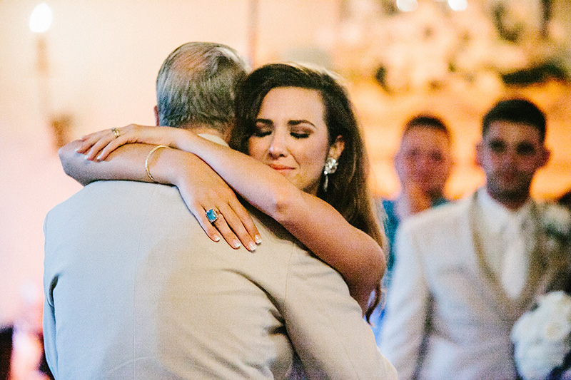 Bride and Father's Dance