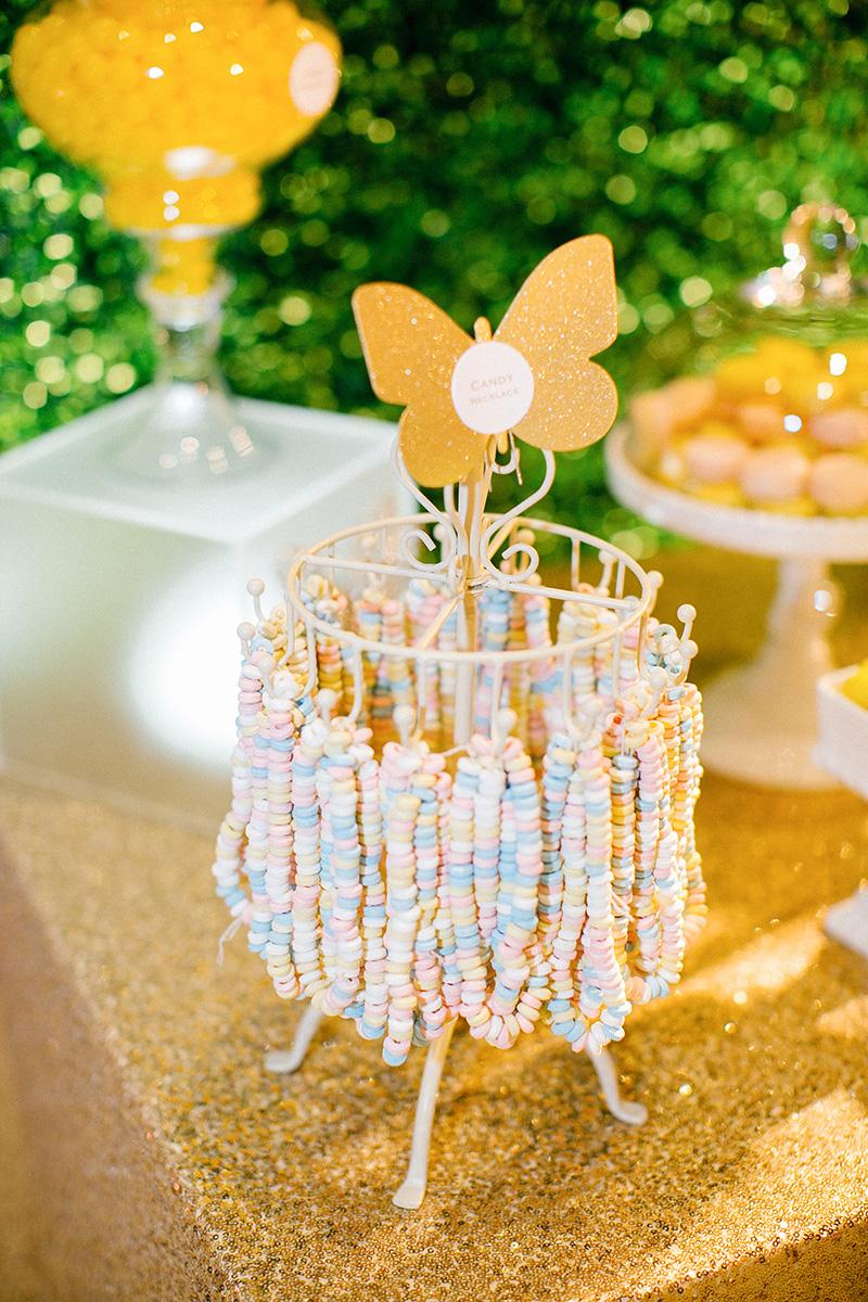 Candy bracelets handouts