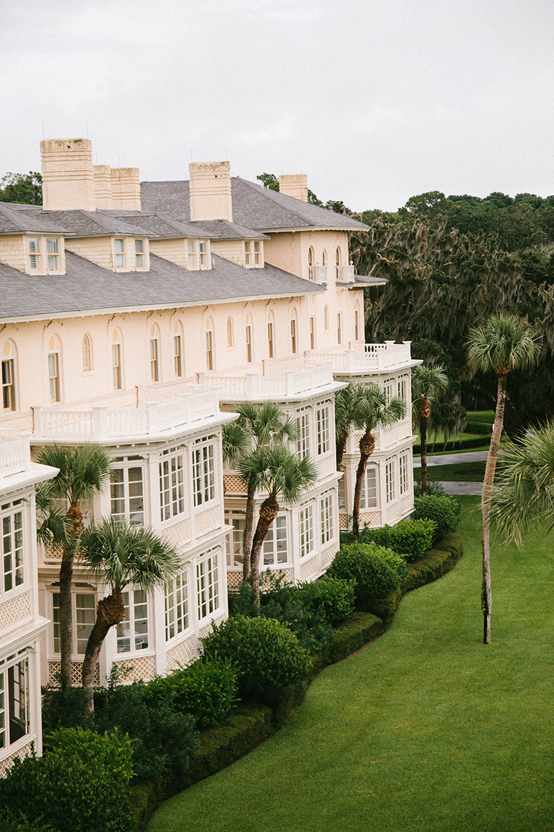 Crane Cottage at The Jekyll Island Club