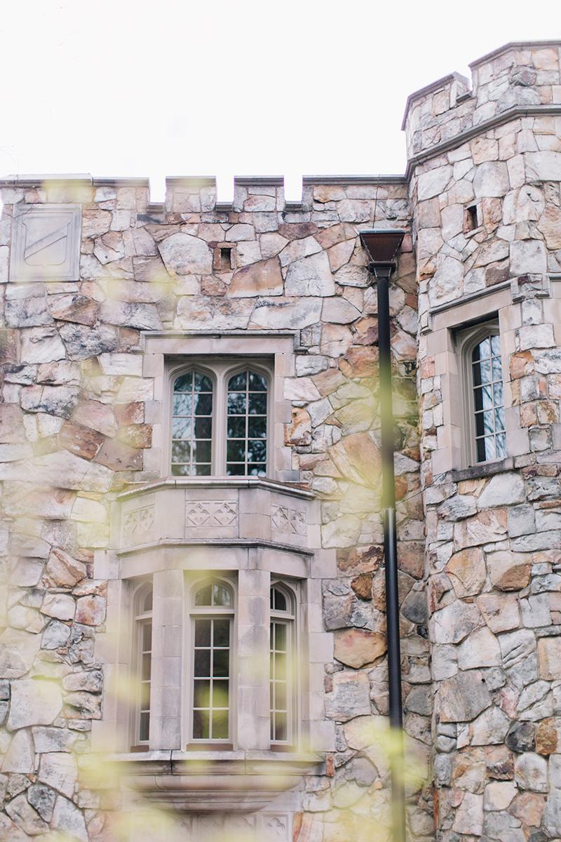 Fairyland Club Edwardian Castle in Lookout Mountain, GA