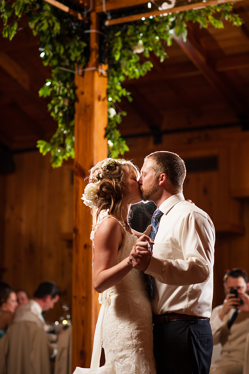 First Dance at The Estate on the Halifax