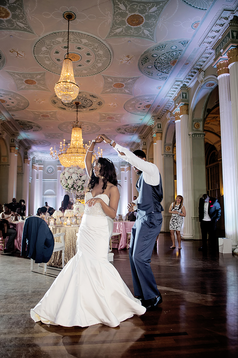 First Dance in the Biltmore Ballrooms