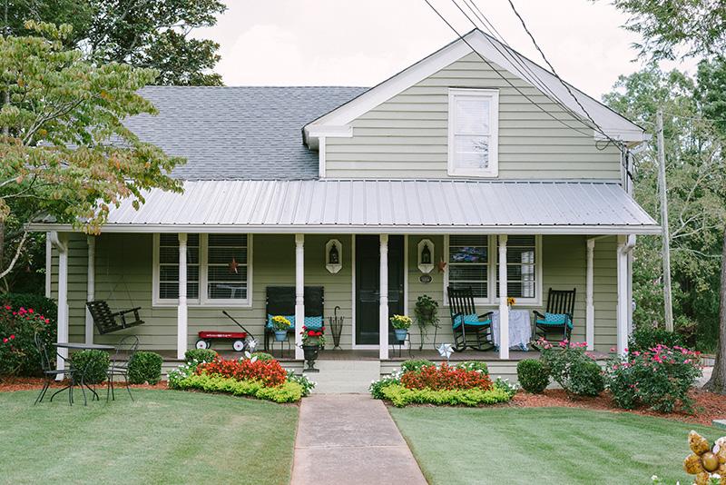 Gilbert House Roswell GA Street View