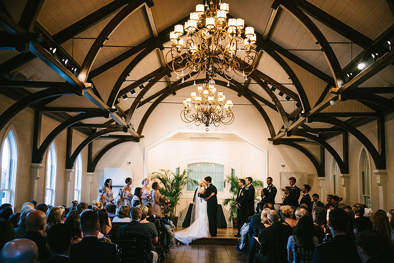 9 prettiest church like wedding venues in florida and georgia tybee island wedding chapel ceremony junglespirit Gallery