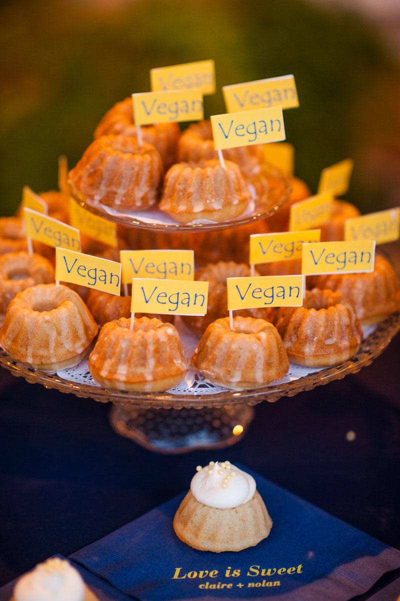 Catering Vegan Dessert