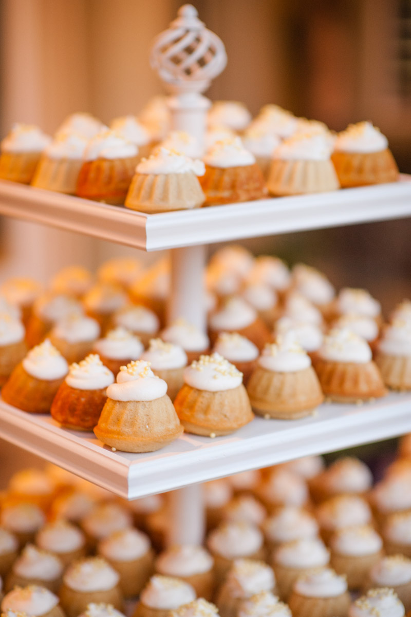 Dessert Table B & T Catering