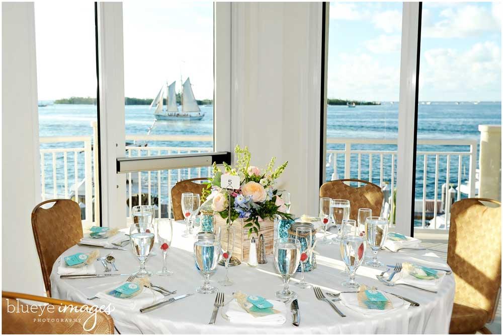 Hyatt Key West Wedding Reception3 The Celebration Society