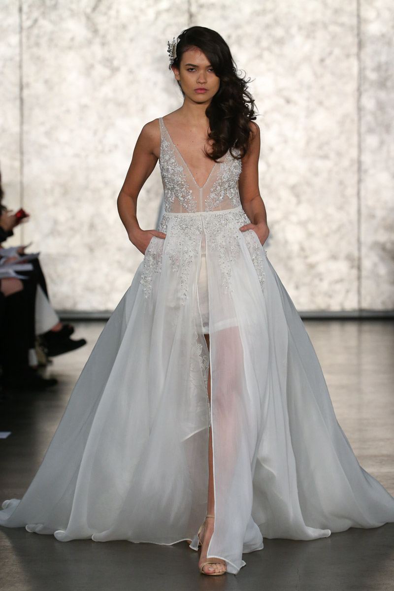 New York Bridal Fashion Week Trends Fit for a Southern Bride - The ...