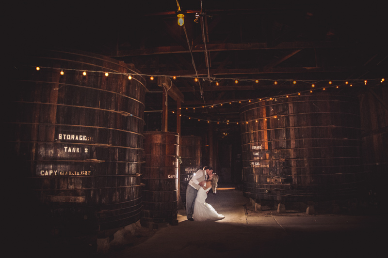 Rustic Chic Wedding At Bernardo Winery In San Go Ca The Celebration Society