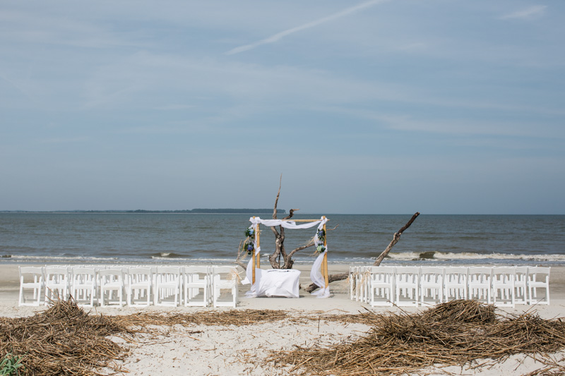 Oceanside Wedding Ceremony
