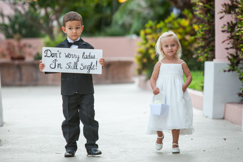 Ring Bearer & Flower Girl