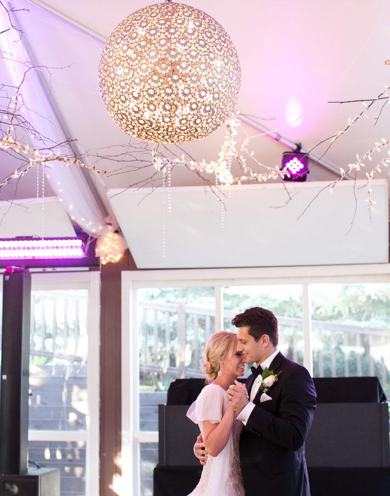 Romantic Polish Wedding Reception First Dance