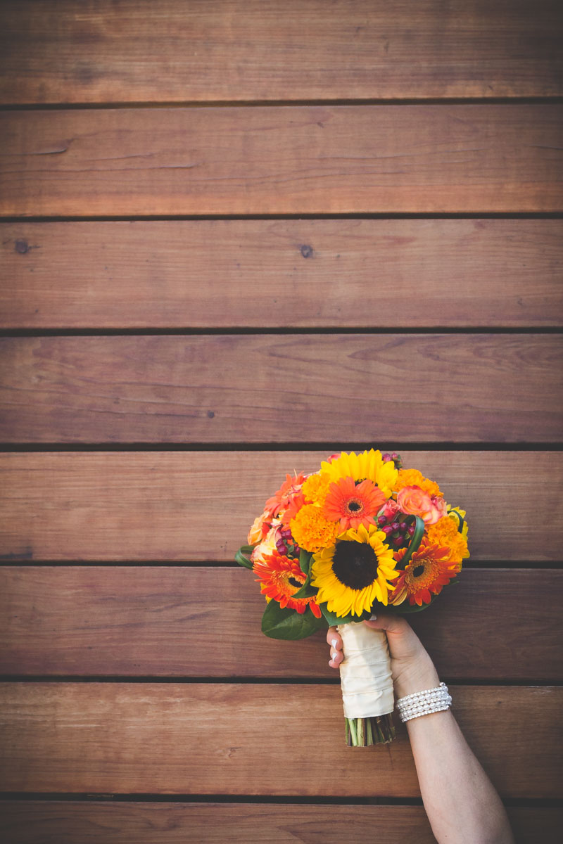 Wedding Bouquets With Sunflowers And Gerbera Daisies Flowers Healthy