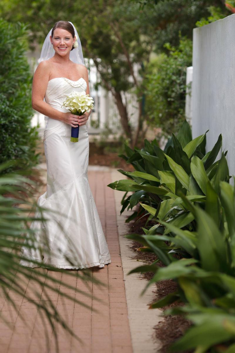 Bride calla lily bouquet