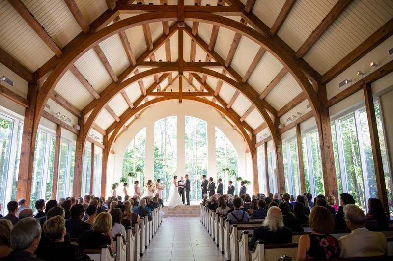 distance-shot-of-bride-and-groom-at-altar