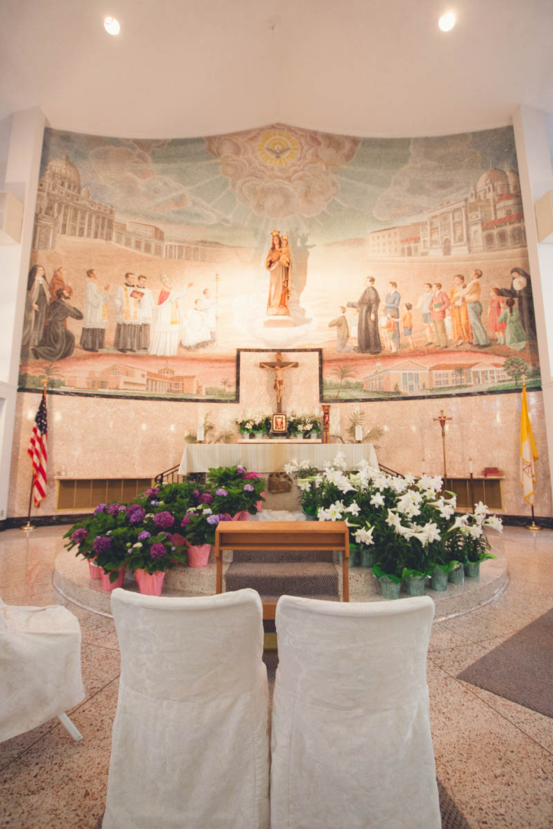 Elegant Lavish Wedding Ceremony Church Venue