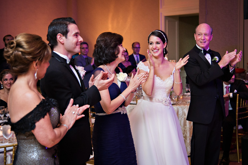 Glamorous Wedding Reception Party