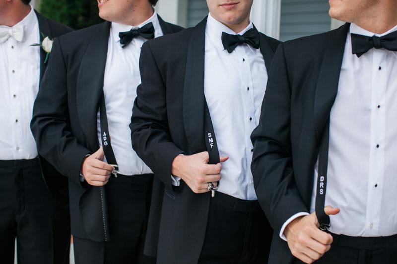 Groomsmen Suspenders & Bowties_