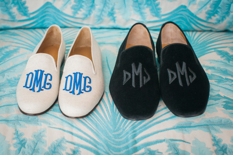 His & Her Mongrammed Loafers