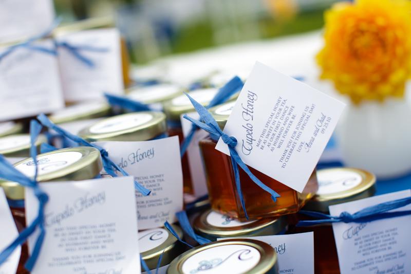 Honey guest favors