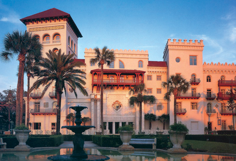 A Grand Historic Hotel For Your Wedding In St Augustine FL