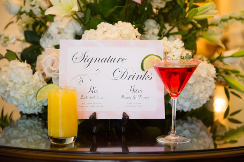 Personalized-drink-menu
