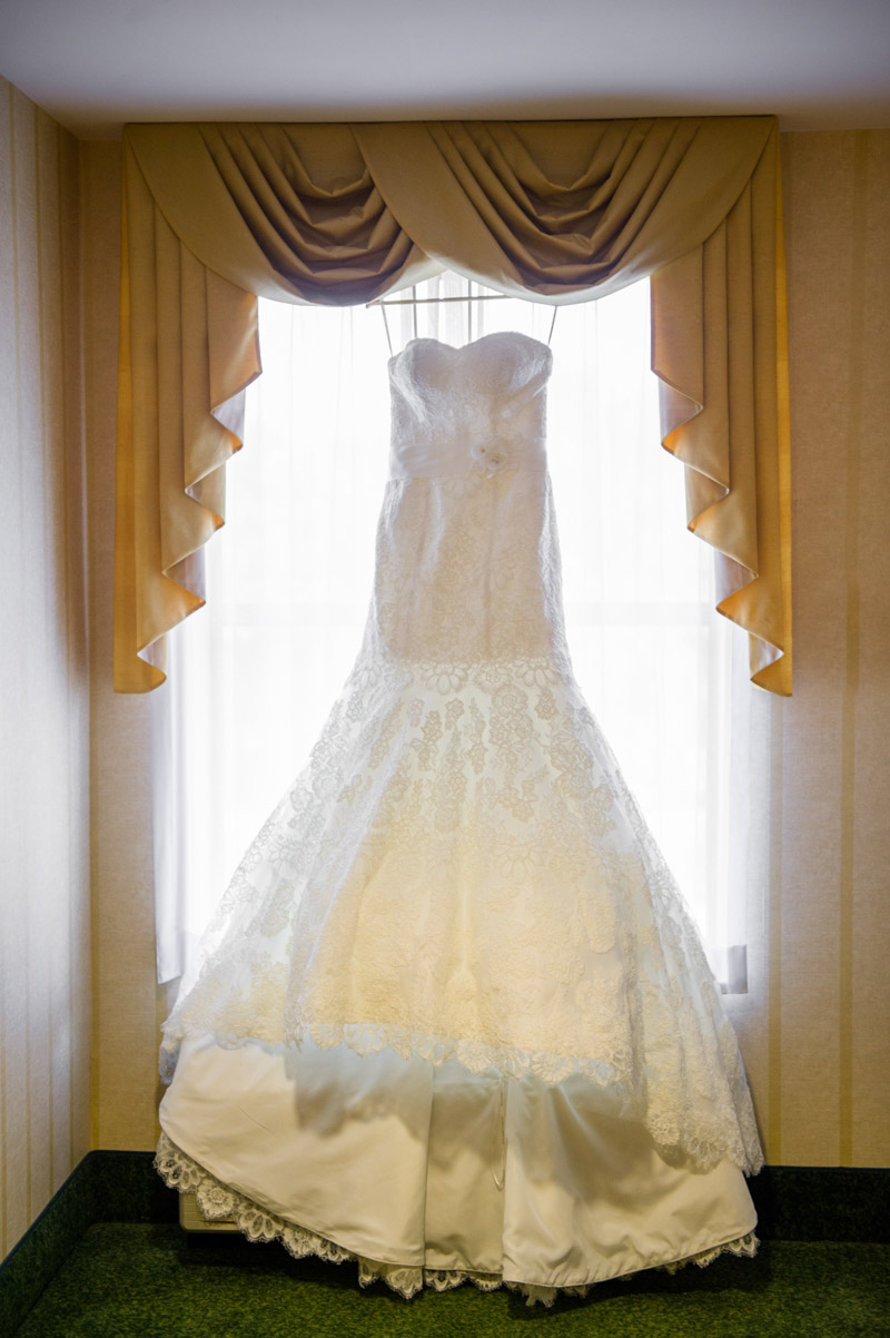 strapless-lace-mermaid-ballgown-dress-hanging