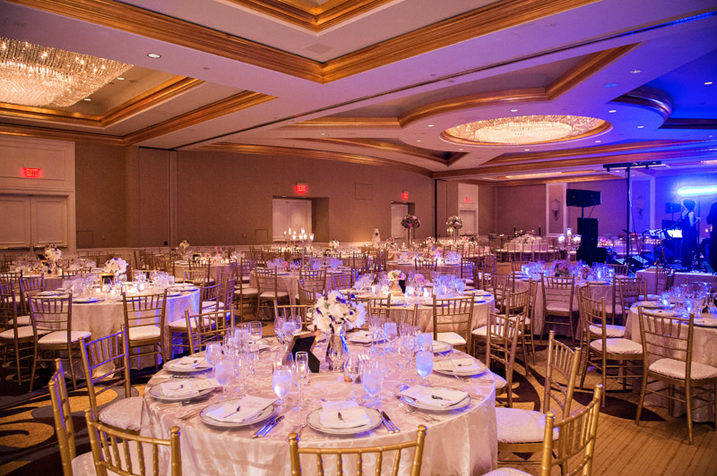 Wedding Reception at Four Seasons Atlanta