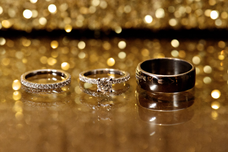 Wedding Rings & Band
