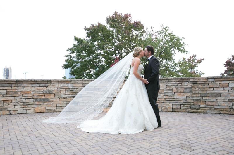 Bride and Groom Atlanta