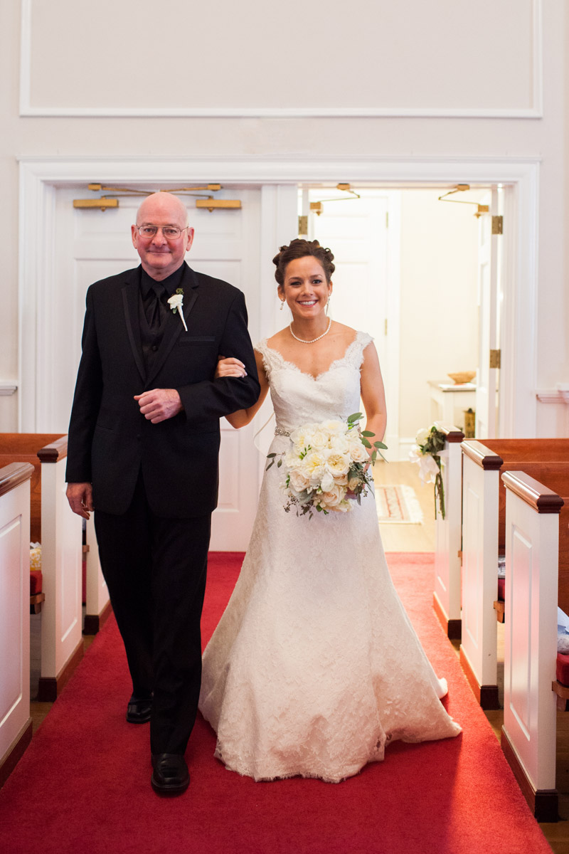 Church Wedding Processional