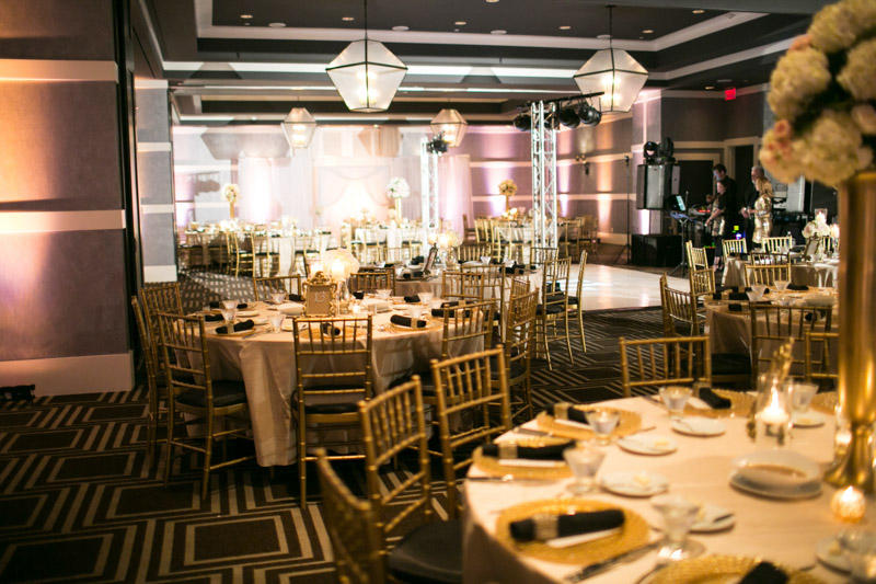 Wedding Reception at W Atlanta Buckhead