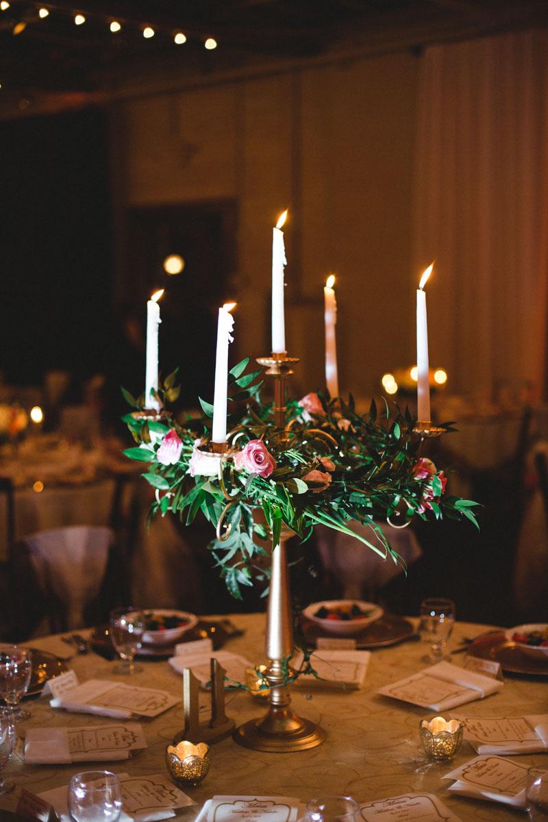 candelabra-pinkrose-centerpiece