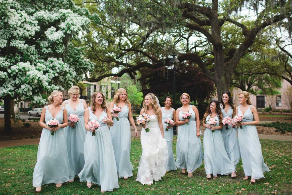 Elegant Weddings Southern Traditional Vintage Spring Aqua Beige