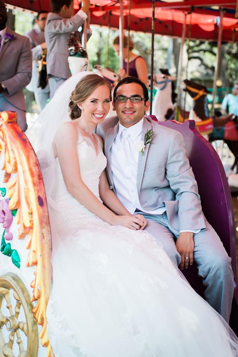 downtownstaugustinewedding-couple-carousel