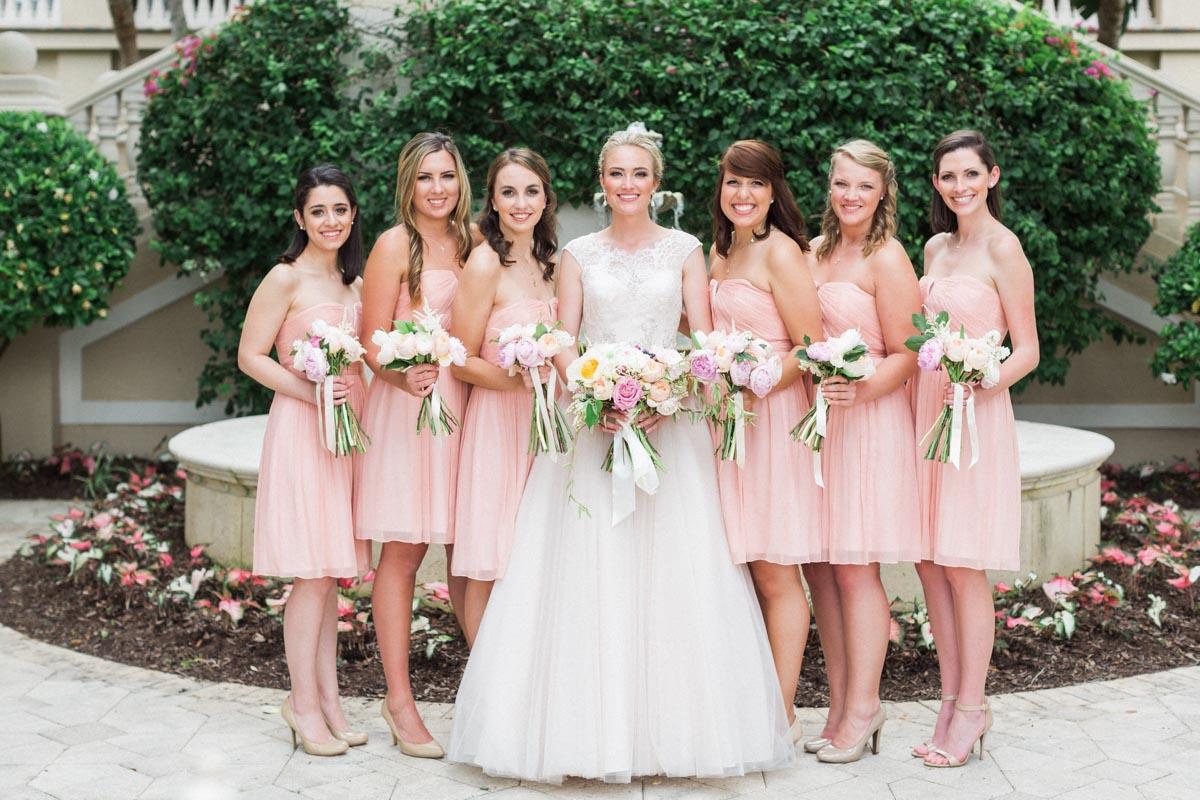 elegantoutdoorweddingbridesmaids