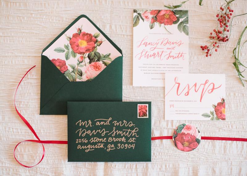 elegantwinterinspired-invitationfloral